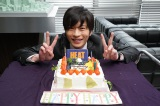 関西テレビ・フジテレビ系ドラマ『HEAT』に出演する田中圭。7月10日に31歳の誕生日を迎えた(C)関西テレビ