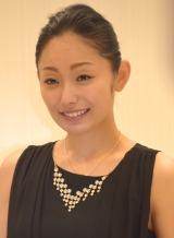 『RAPAS 銀座店』のオープニング記念イベントに出席した安藤美姫 (C)ORICON NewS inc.