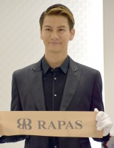 『RAPAS 銀座店』のオープニング記念イベントに出席したJOY (C)ORICON NewS inc.