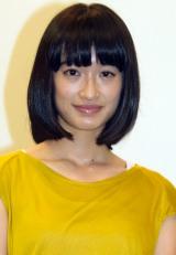 映画『みちていく』のトークショーに出席した門脇麦(C)ORICON NewS inc.