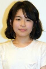 映画『みちていく』のトークショーに出席した竹内里紗監督(C)ORICON NewS inc.