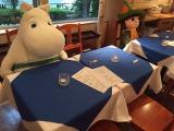 物語の世界観が広がる「ムーミン ベーカリー&カフェ」(東京ドームシティラクーア店) (C) Moomin Characters TM