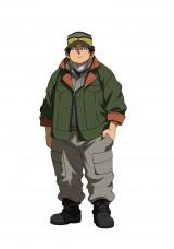10月スタートの新作テレビアニメ『機動戦士ガンダム 鉄血のオルフェンズ』に登場するキャラクターのビスケット・グリフォン(C)創通・サンライズ・MBS