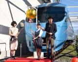 映画『ロマンス』のイベントに出席した(左から)タナダユキ監督、大島優子、大倉孝二 (C)ORICON NewS inc.