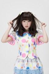 7月29日にCDデビューする「LADYBABY」の金子理江