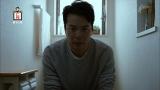 「すっきりしてキャッチボール」篇でトイレから出られない田中哲司