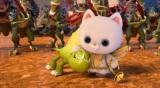 新キャラクター「エンジェル・キティ」 に注目(C)Disney/Pixar