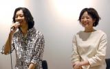 映画『東京無国籍少女』トークイベントに出席した(左から)金子ノブアキ、清野菜名 (C)ORICON NewS inc.