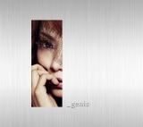 自由に作品をイメージしてもらいたい、というコンセプトで6月10日に発売された安室奈美恵のアルバム『_genic』