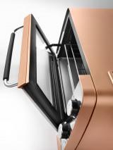 『ディスティンタコレクション オーブン&トースター』(税抜1万8000円) ドアは断熱する安心の二重構造