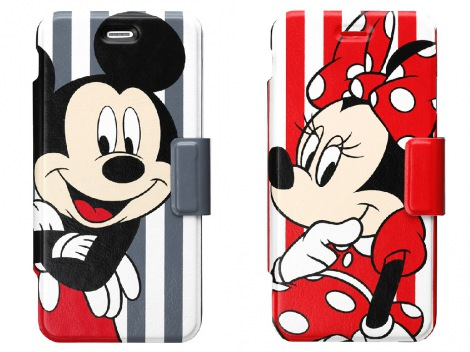 「iJacket iPhone 6用 FLIP COVER」(C)Disney