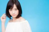 7月22日に新曲「真夏の太陽」を発売する大原櫻子(写真・草刈雅之)