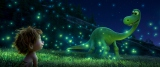 映画『アーロと少年』恐竜アーロと少年の出会いのシーンなどを盛り込んだ特報映像WEBで公開(C)2015 Disney/Pixar. All Rights Reserved.