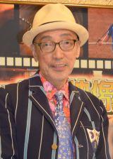 母校・早稲田実業の快進撃に歓喜したテリー伊藤 (C)ORICON NewS inc.