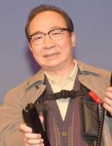25歳年下の妻・瀬川寿子の妊娠を発表した中村梅雀 (C)ORICON NewS inc.