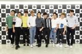 EXO(左から)チャンヨル、ディオ、レイ、カイ、スホ、チェン、シウミン、ベクヒョン、セフン
