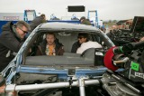 トム・クルーズ、サイモン・ペッグを乗せてカサブランカの街を激走するメイキング最新映像公開(C)2015 Paramount Pictures. All Rights Reserved.