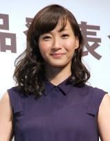 ブログで第2子女児出産を発表した藤本美貴 (C)ORICON NewS inc.