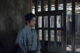 大河ドラマ『花燃ゆ』第31回「命がけの伝言」 より。野山獄の小田村伊之助(大沢たかお)(C)NHK