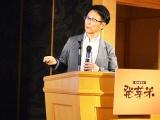 ファンケルヘルスサイエンス主催のセミナー「夏バテとメカニズムと対策について」に登場した順天堂大学医学部の小林弘幸教授 (C)oricon ME inc.