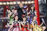 ももいろクローバーZ『桃神祭2015』の模様。舘ひろしもサプライズで登場した photo by HAJIME KAMIIISAKA+Z
