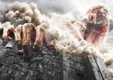 実写版『進撃の巨人』が初登場1位(C)2015 映画「進撃の巨人」製作委員会(C)諫山創/講談社