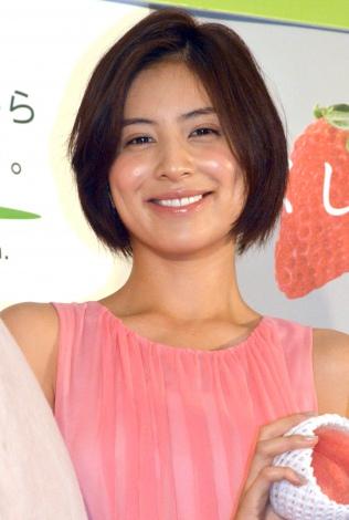 「プライベートもかなり潤ってます」と報告したラブリ=福島県産夏秋青果物PRイベント (C)ORICON NewS inc.