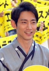 ドラマの役が私生活に影響していることを明かした小泉孝太郎 (C)ORICON NewS inc.