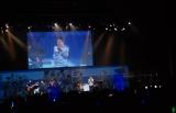 宮崎歩とAiMがデジモンの挿入歌とエンディング曲を熱唱 (C)ORICON NewS inc.