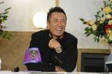 日本テレビ系バラエティ『ぐるぐるナインティナイン』に出演する長渕剛 (C)日本テレビ