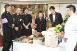 13日放送の日本テレビ系バラエティ『ぐるぐるナインティナイン』ではVIPチャレンジャーに長渕剛が登場(C)日本テレビ