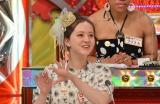"""""""人生初彼氏""""と破局していたことを明かした春香クリスティーン (C)NTV"""