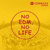 レーベル第1弾のタワーレコード限定コンピレーション『EDM MAXX presents:NO EDM, NO LIFE.』