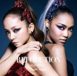 Crystal Kay feat. 安室奈美恵のシングル「REVOLUTION」初回盤