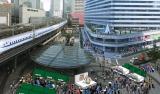 今年6月に開館50周年を迎える東京交通会館