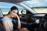 車専用消臭芳香剤『ファブリーズ プレミアムクリップ』のイメージキャラクターに選ばれた菜々緒