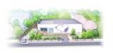 来年3月、東京・六本木にオープン予定の「スヌーピーミュージアム」イメージ(C)2015 Peanuts