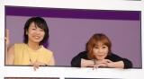 映画『BORUTO-NARUTO THE MOVIE-』完成披露試写会舞台あいさつに出席した(左から)三瓶由布子、竹内順子 (C)ORICON NewS inc.
