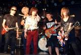 (左から)織田哲郎、CHERRY、ダイヤモンド☆ユカイ、JOE、ASAKI (C)ORICON NewS inc.