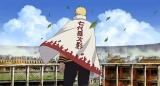 木ノ葉隠れの里の七代目火影となった「うずまきナルト」。映画『BORUTO -NARUTO THE MOVIE-』(C)岸本斉史 スコット/集英社・テレビ東京・ぴえろ (C)劇場版BORUTO製作委員会 2015