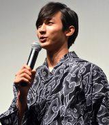 映画『Drawing Days』公開初日舞台あいさつに登壇した小関裕太 (C)ORICON NewS inc.