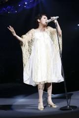 20年ぶりの再結成ライブで熱唱したレベッカのNOKKO(PHOTO:Hajime Kamiiisaka)
