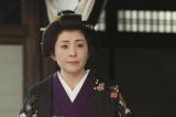 長州藩主・毛利敬親の正室・都美姫役で出演中の女優・松坂慶子(C)NHK