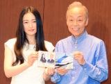 仲間由紀恵(左)の歌声と表現力を絶賛していた谷村新司(右) (C)ORICON NewS inc.