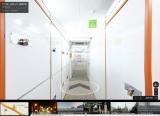 スタッフが常駐しているキュラーズのトランクルームでは、建物の湿度管理なども徹底されている。