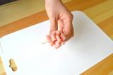 ロースハムを簡単に花形にすることができる『ハムカッター』完成