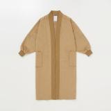 宮沢りえが飾るファストファッションブランド「SENSE OF PLACE by URBAN RESEARCH」の2015年秋冬ビジュアルイメージで着用したコート
