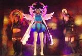 東京ワンピースタワー『ボン・クレー ダンスパフォーマンスショー』の模様 (C)ORICON NewS inc.
