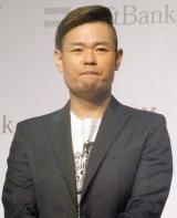ピース・又吉直樹の『火花』ドラマ化に名乗りを上げた品川祐 (C)ORICON NewS inc.