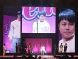 『Seventeen夏の学園祭 2015』内で行われた「イケメン企画」に参戦したノンスタイル・井上裕介 (C)ORICON NewS inc.